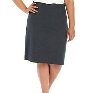 NWT THE LIMITED PLUS SIZE PENCIL SKIRT